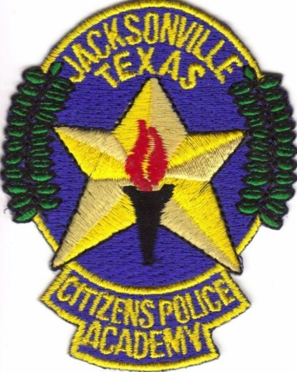 Citizens Police Academy Badge