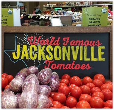 World Famous Jacksonville Tomatoes