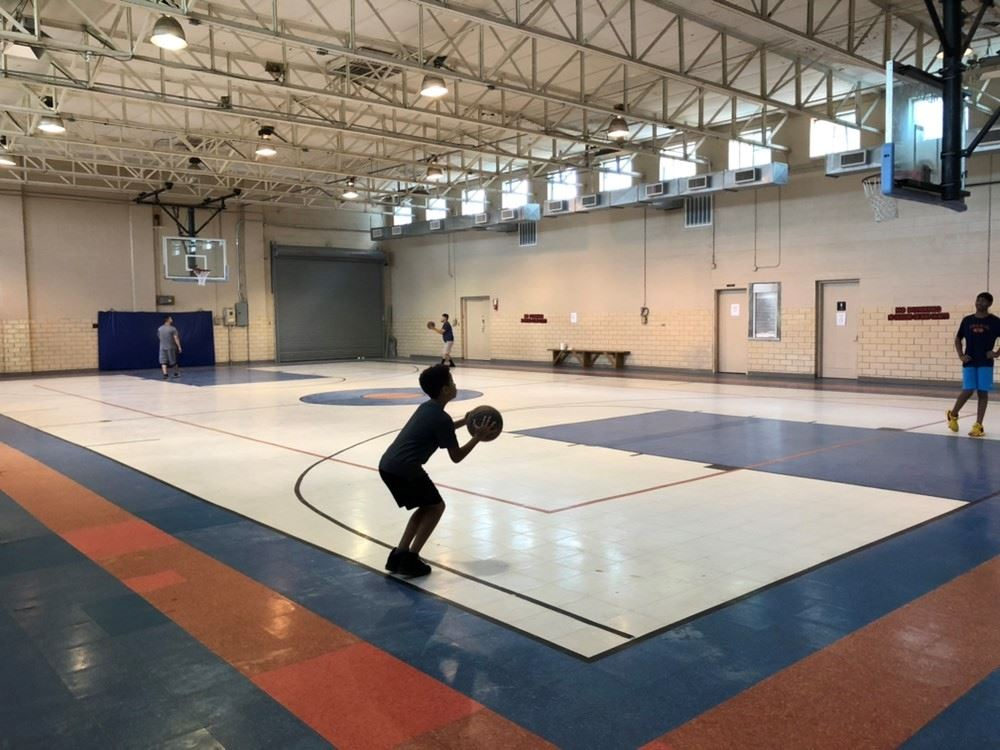 Stacy D. Hunter Rec. Ctr.