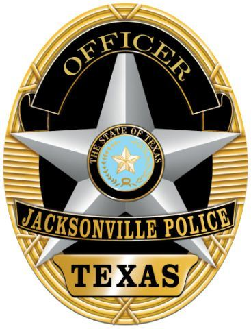 Jacksonville Police Officer Badge