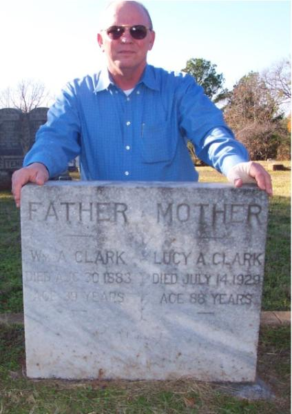 William A. Clark Headstone
